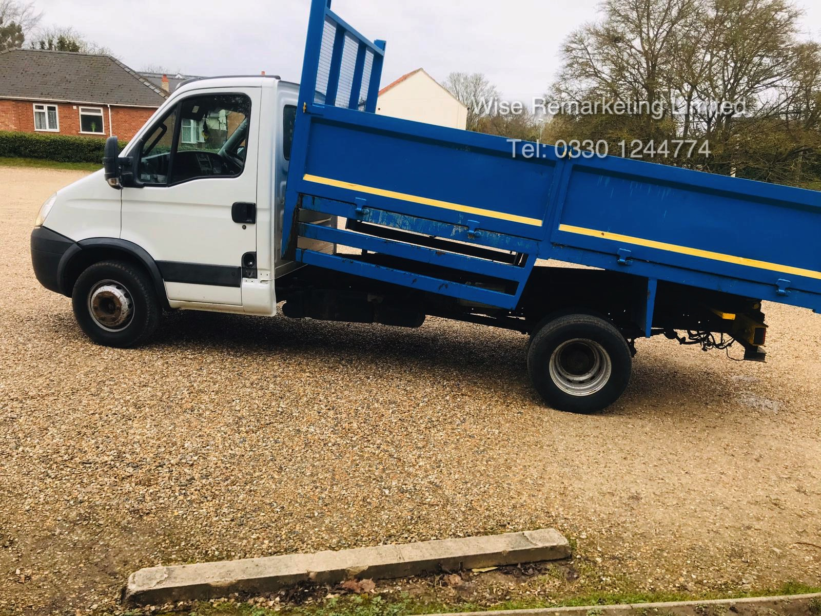Iveco Daily 3.0 TD 60C18 Tipper (Twin Wheeler) - 6 Speed - 2011 Model - 1 Keeper SAVE 20% NO VAT - Image 7 of 18