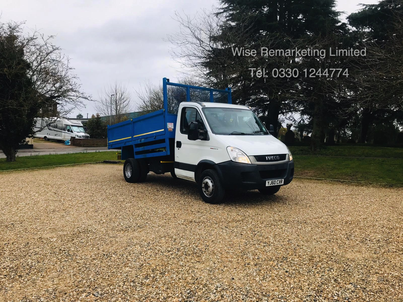 Iveco Daily 3.0 TD 60C18 Tipper (Twin Wheeler) - 6 Speed - 2011 Model - 1 Keeper SAVE 20% NO VAT - Image 2 of 18