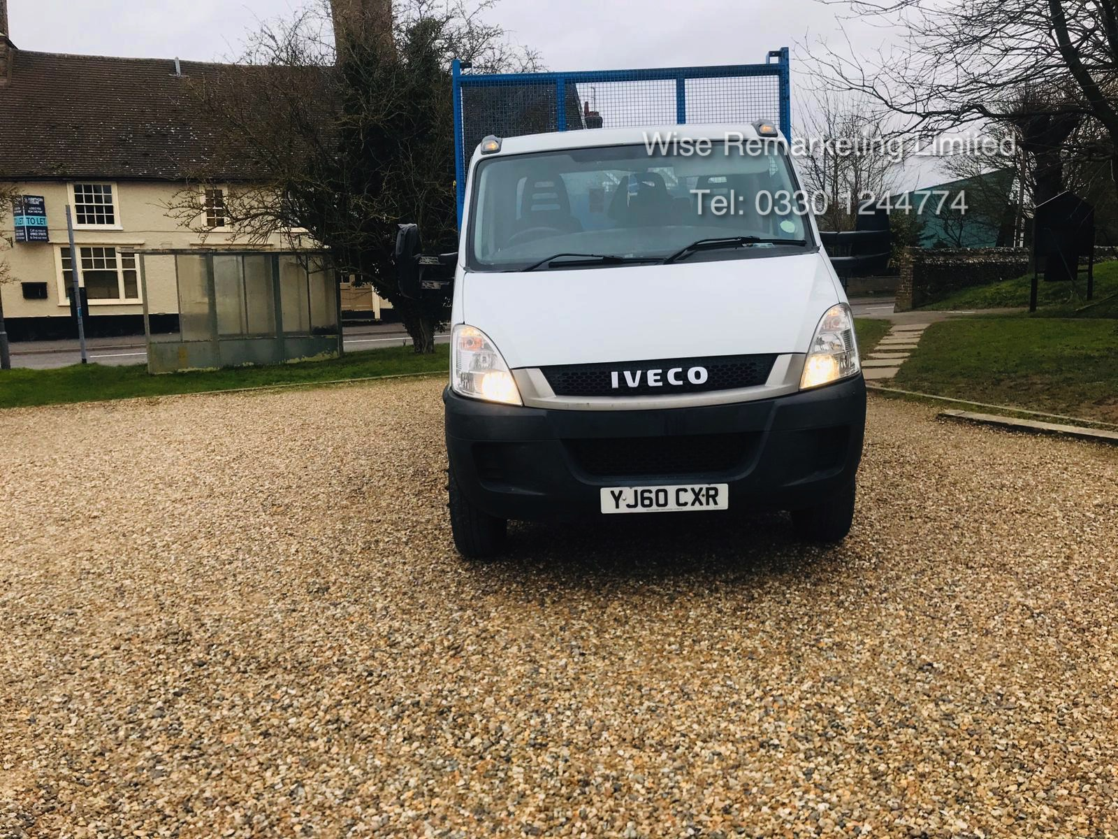 Iveco Daily 3.0 TD 60C18 Tipper (Twin Wheeler) - 6 Speed - 2011 Model - 1 Keeper SAVE 20% NO VAT - Image 4 of 18