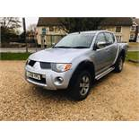 Mitsubishi L200 2.5 DI-D Warrior Auto - 2008 08 Reg - Full Leather - SAVE 20% NO VAT