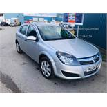 Vauxhall Astra 5dr 1.3 CDTi Life Edition - 2010 Model - 6 Speed - Air Con