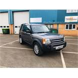 Land Rover Discovery SE 2.7 TDV6 Automatic - 2008 08 Reg - 7 seats - 1 Keeper - Service History