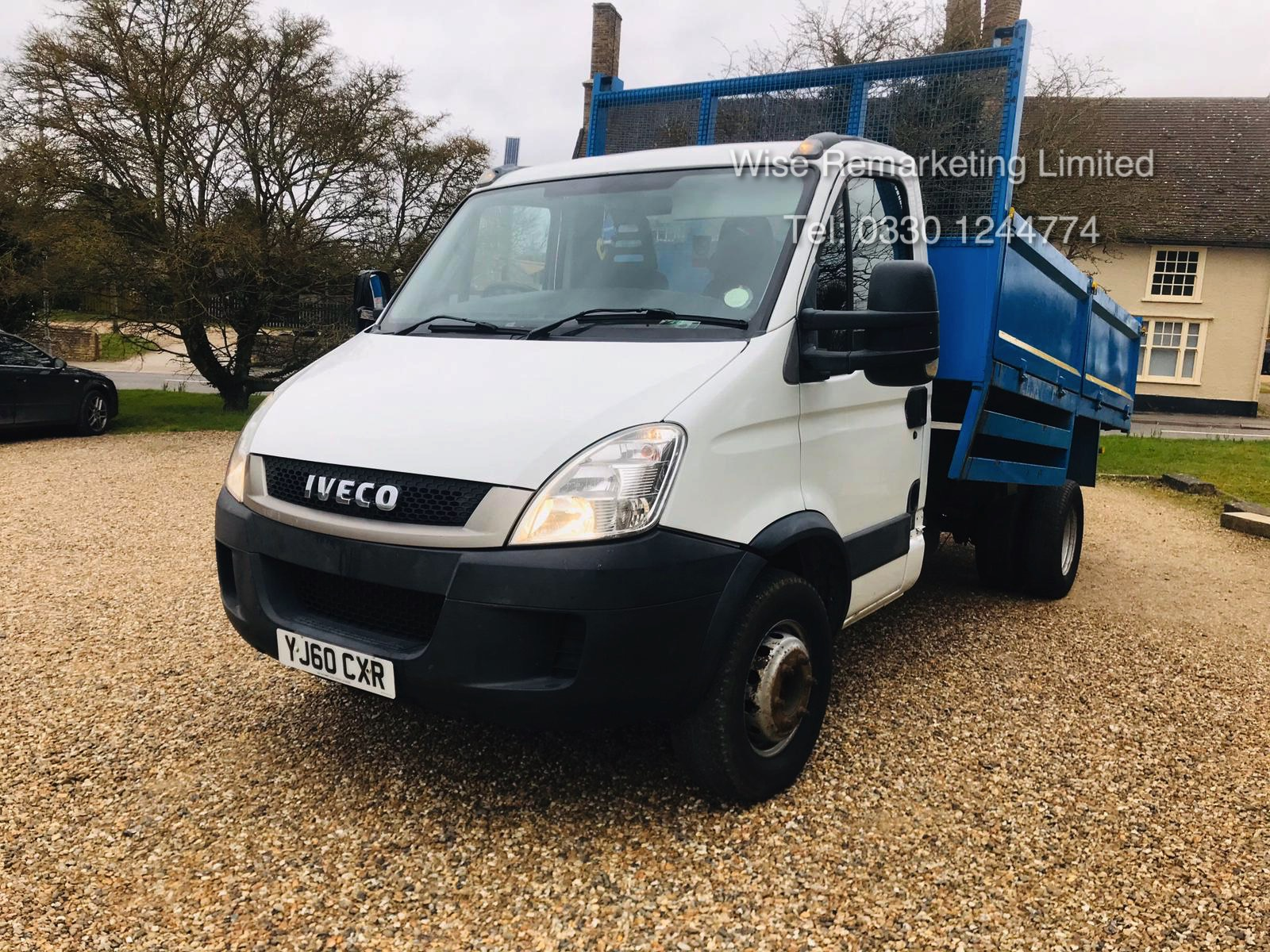 Iveco Daily 3.0 TD 60C18 Tipper (Twin Wheeler) - 6 Speed - 2011 Model - 1 Keeper SAVE 20% NO VAT