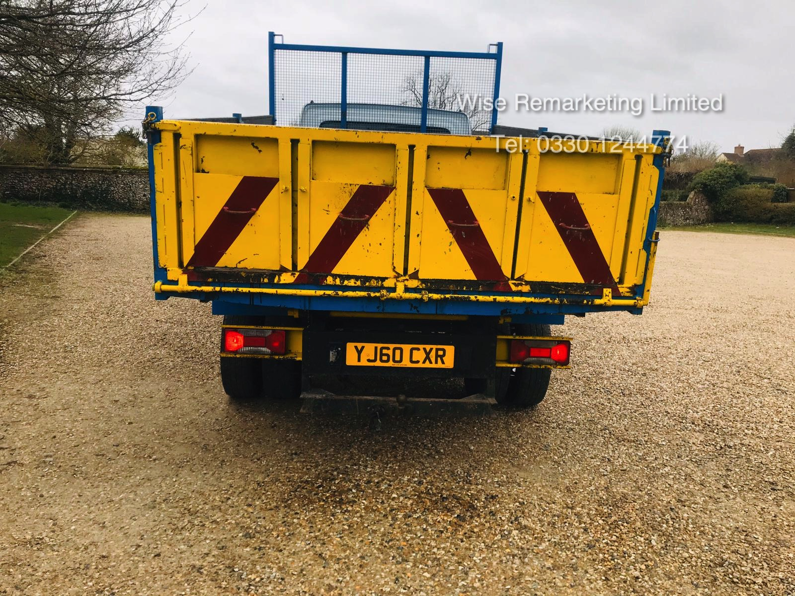 Iveco Daily 3.0 TD 60C18 Tipper (Twin Wheeler) - 6 Speed - 2011 Model - 1 Keeper SAVE 20% NO VAT - Image 6 of 18