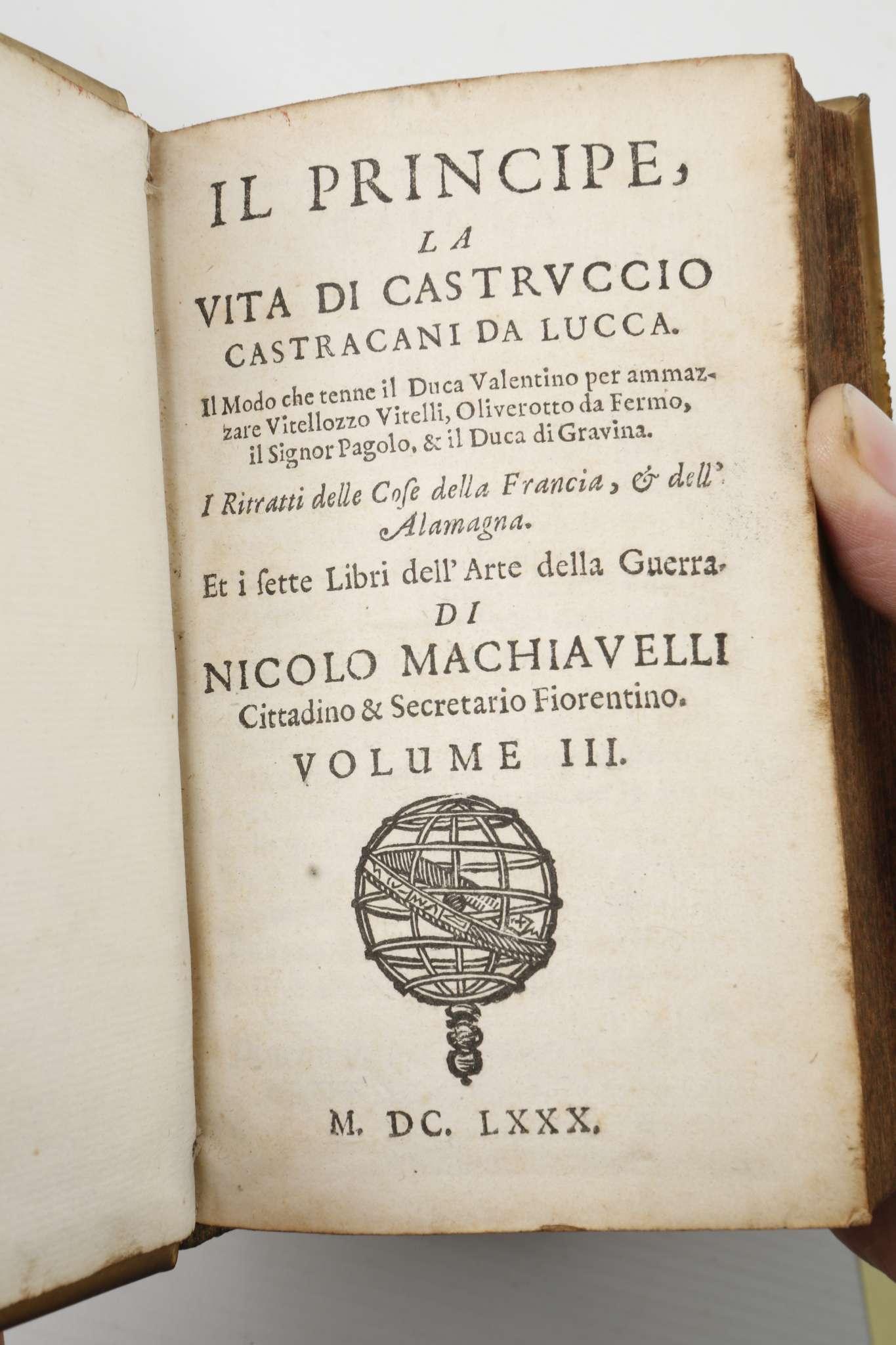 machiavelli perspective on globalization Ebscohost serves thousands of libraries with premium essays, articles and other content including kautilya and machiavelli views on state and politics: a comparative analysis get access to over 12 million other articles.