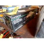 "HITACHI 7"" RIGHT ANGLE GRINDER (NEW IN BOX)"