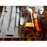 CENTRAL HYDRAULICS 10 TON PORT-A-POWER SET