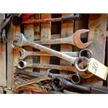 LOT LG. CAP. END WRENCHES