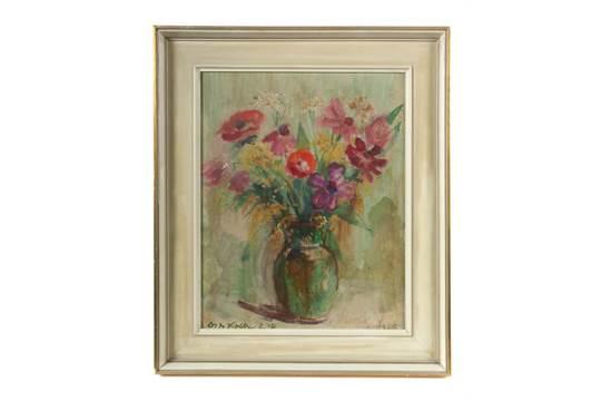 Maler Recklinghausen kolbe otto 1904 um 1974 deutscher maler bühnenbildner und