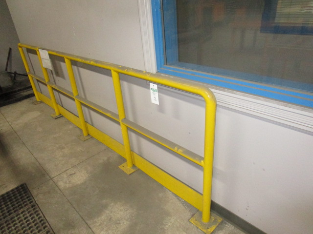 "Lot 37 - 10'6"" Safety Railing"