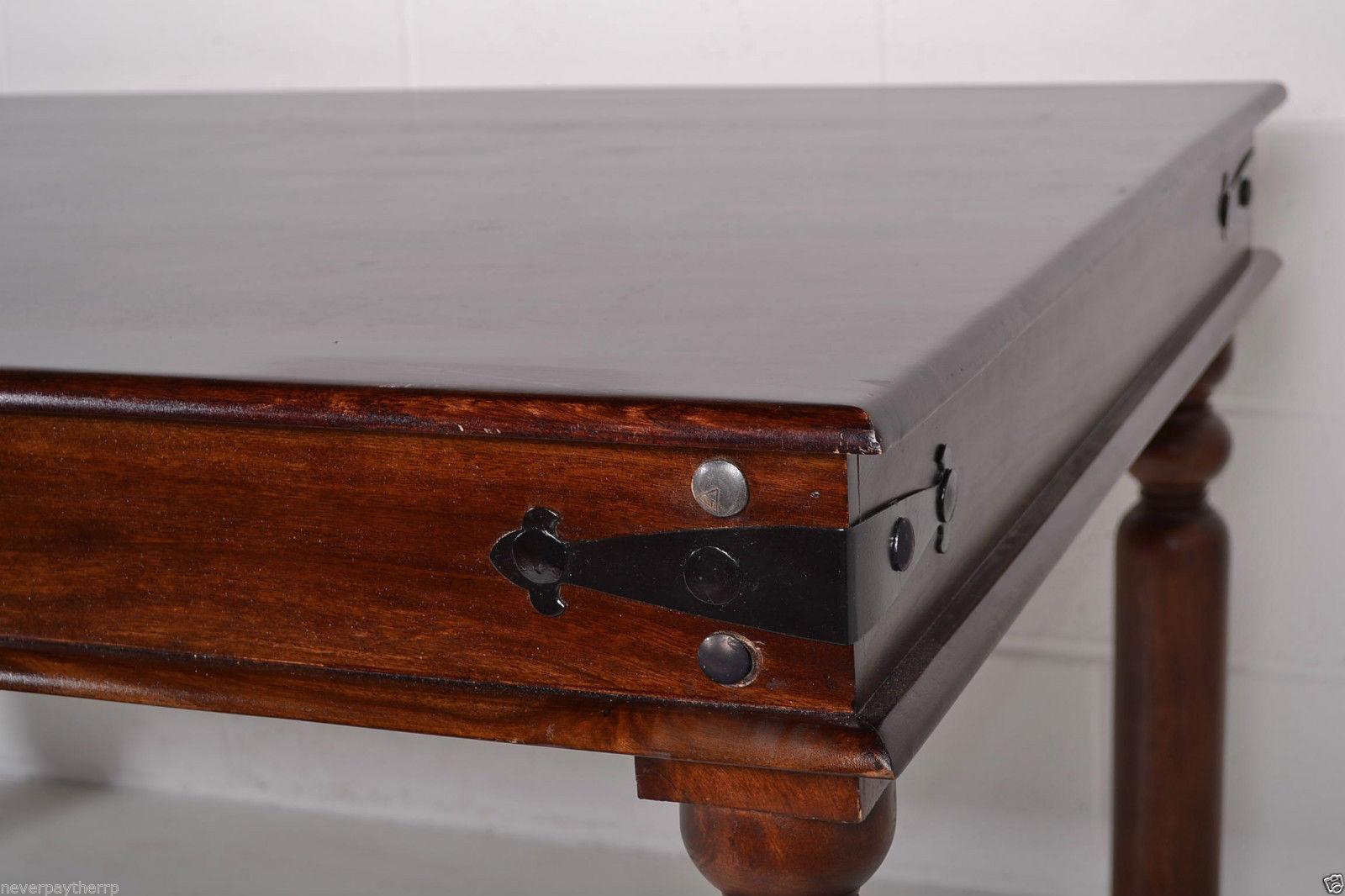NEW JOHN LEWIS Maharani Dining Table amp 6 Chair Set 6  : original from www.bidspotter.co.uk size 1600 x 1066 jpeg 162kB