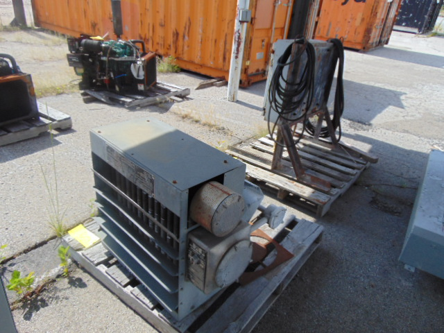 Lot 2864 - LOT CONSISTING OF: (4) transformers & misc. electrical units (on nine skids)