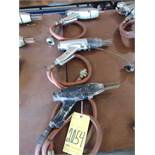 LOT OF PNEUMATIC NEEDLE SCALERS (3)