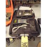 LOT CONSISTING OF: thickness gauge & printer