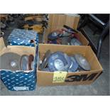 LOT OF INFRARED HEATERS