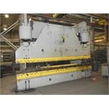 """Cincinnati Hydraulic Press Brake Model 500H, 500 Ton x 16', 12"""" Str, 14"""" Thr"""
