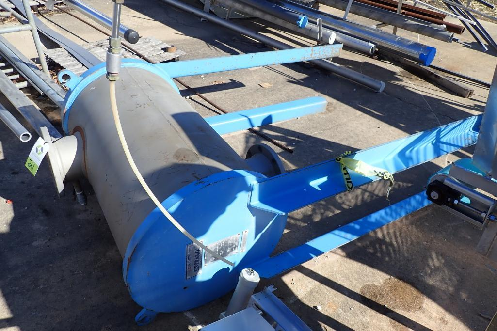 Lot 21 - Tranter Supermax ammonia water heat exchanger - (Located in Fayetteville, AR)