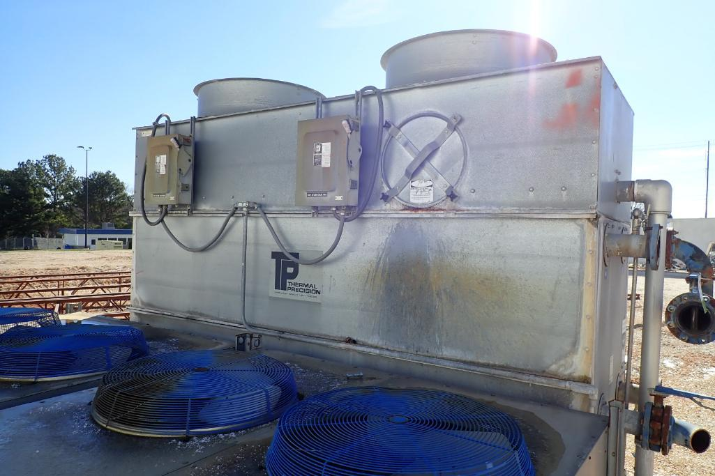 Lot 29 - Thermotech air compressor colling tower - (Located in Fayetteville, AR)