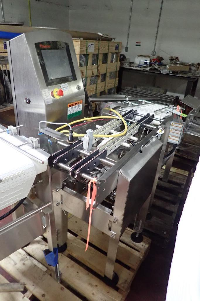 Lot 2 - 2010 Thermo checkweigher - (Located in Fayetteville, AR)