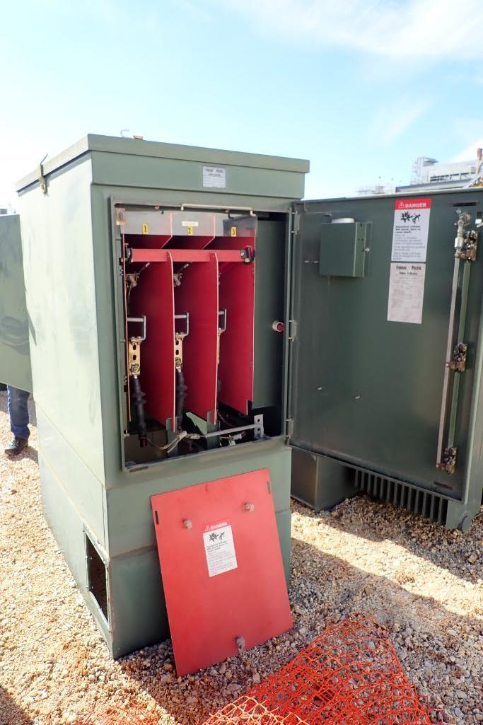 Lot 31 - 2002 Federal Pacific 14.4KV switch - (Located in Fayetteville, AR)