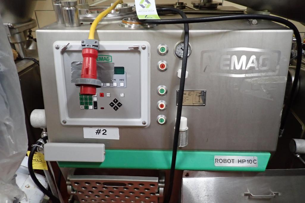 Lot 6 - Vemag Robot HP10C stuffer - (Located in Fayetteville, AR)