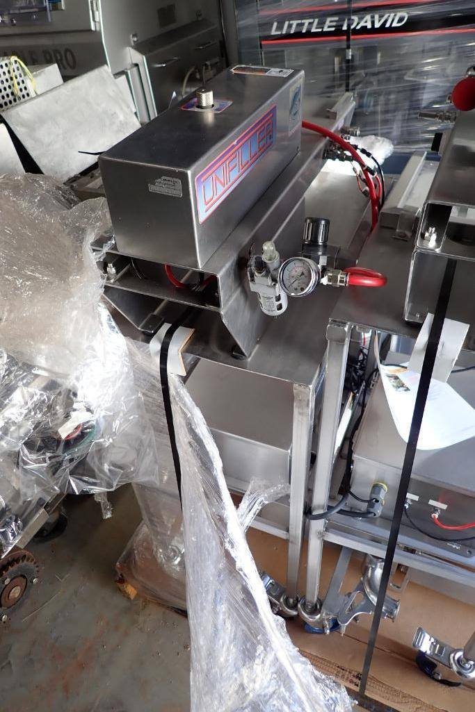 Lot 51 - Unifiller Compact piston filler - (Located in Fayetteville, AR)