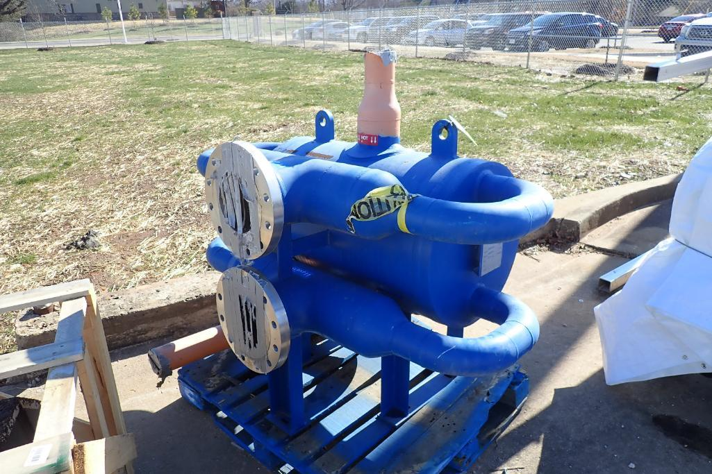 Lot 25 - 2013 Vahterus heat exchanger - (Located in Fayetteville, AR)