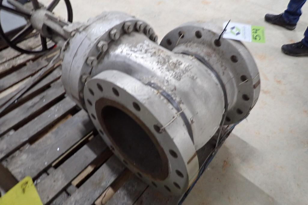 Lot 54 - Williams 12 in. gate valve - (Located in Fayetteville, AR)