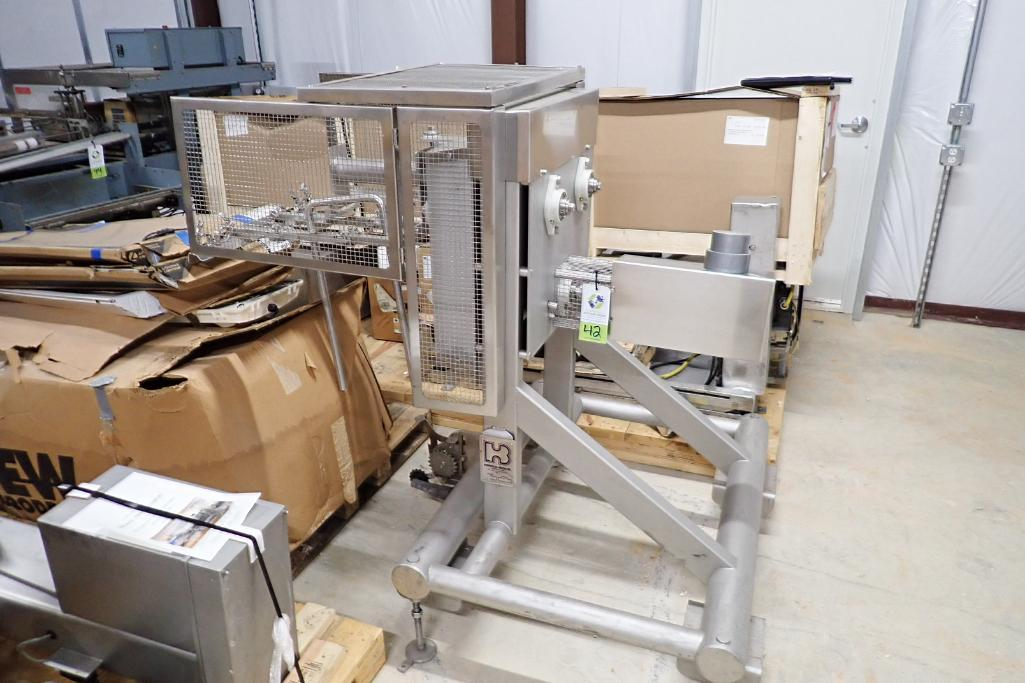 Lot 42 - Hinds-Bock volumetric feeder - (Located in Fayetteville, AR)