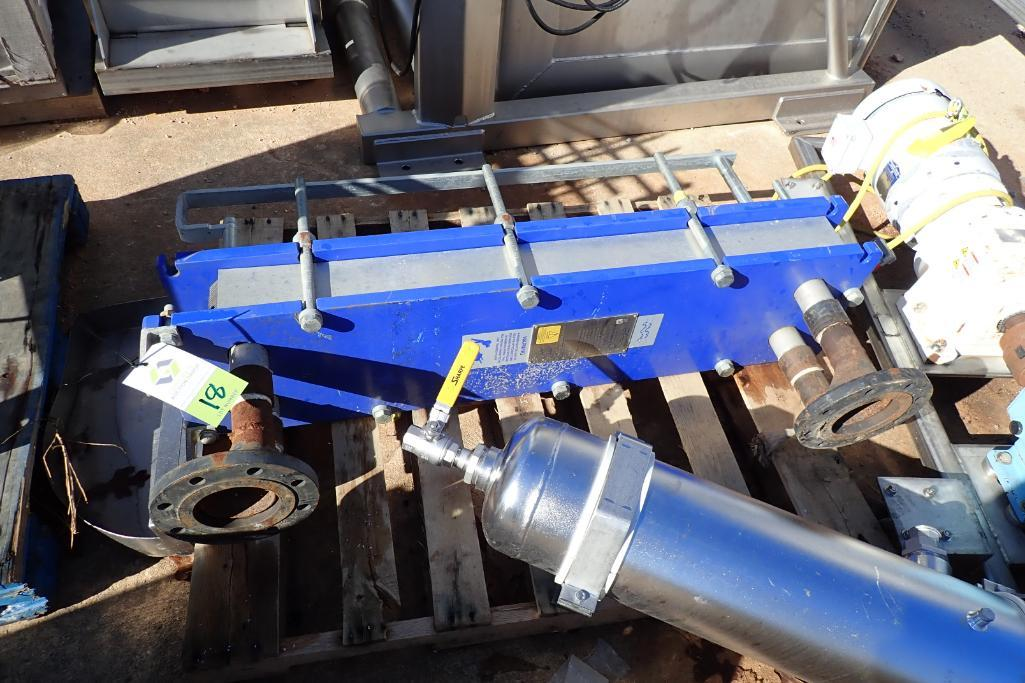 Lot 18 - 2011 Alfa Laval plate heat exchanger - (Located in Fayetteville, AR)