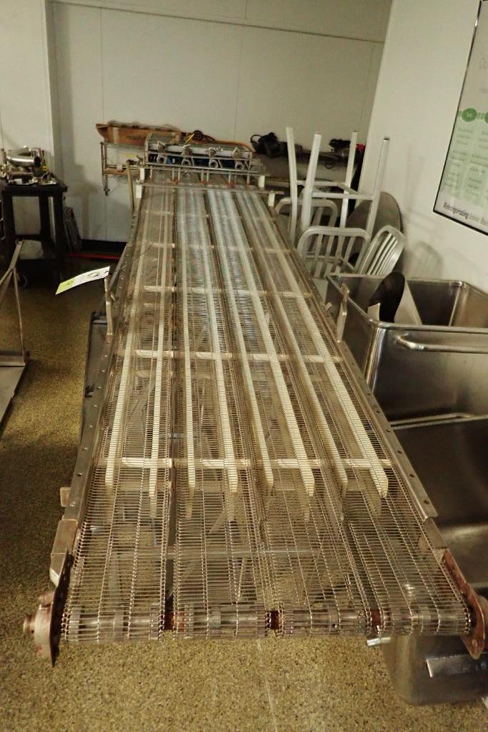 Lot 9 - Enchilad 4-ane filling/folding line - (Located in Fayetteville, AR)