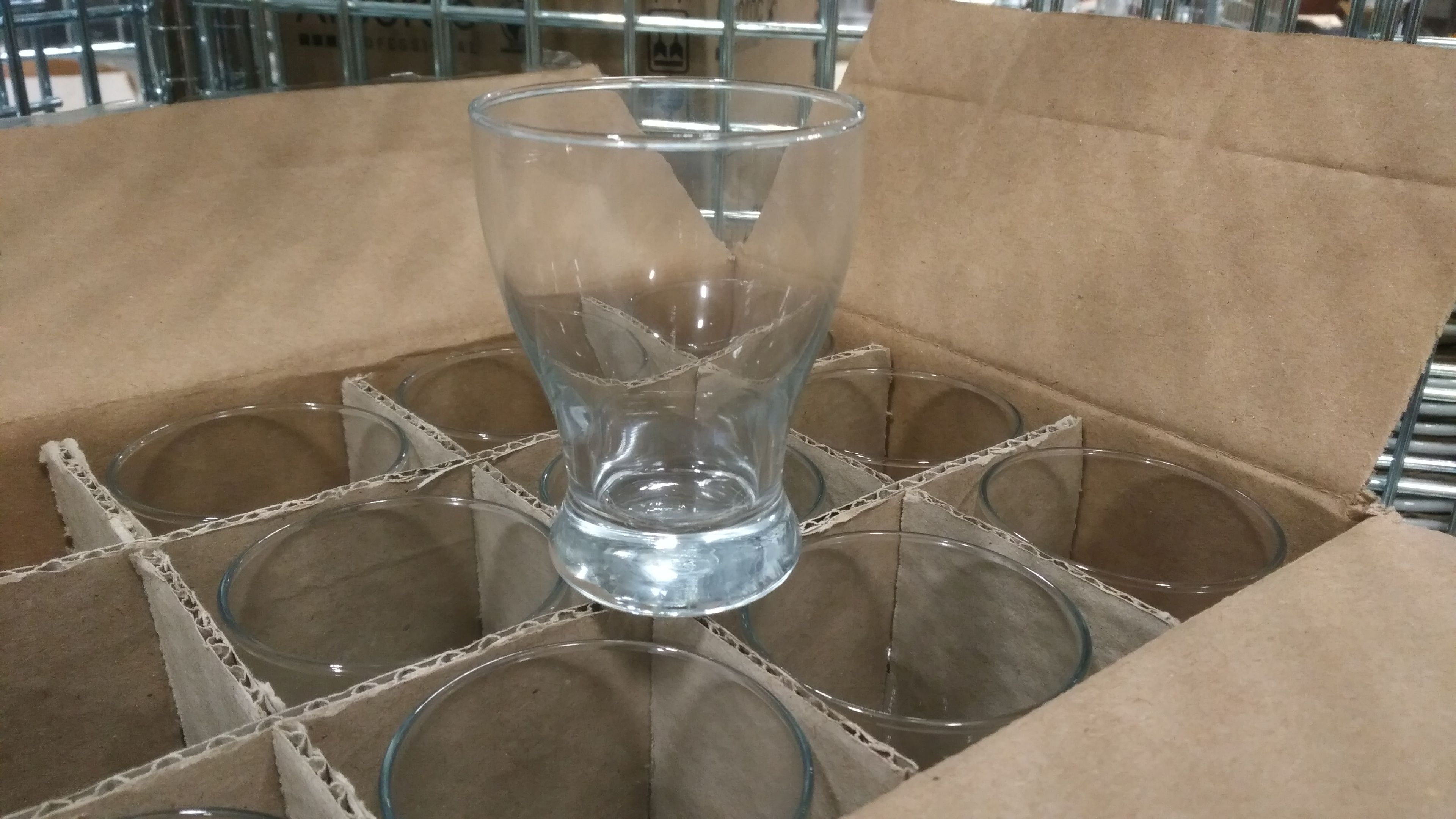 Lot 23 - Libbey 7oz Juice Glasses - Lot of 23