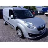 Vauxhall Combo 1.6 CDTI Sportive Diesel Panel Van | Reg: MJ65 BJY | 106,000 Miles