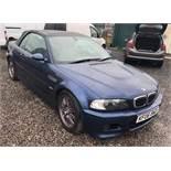 BMW M3 Convertible | Reg: KF06 BWD | 44,000 Miles