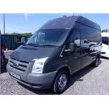 Ford Transit 350 LWB Diesel Panel Van | Reg: KM10 YZC | 202,000 Miles