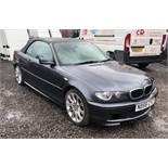 BMW 318CI M Sport Convertible | Reg: ND56 CYZ | 73,000 Miles