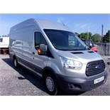 Ford Transit 350 Trend XLWB Jumbo Diesel Panel Van | Reg: CY64 GJG | 93,000 Miles