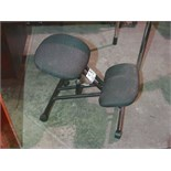 Lot 53 - BACK SAVER CHAIR