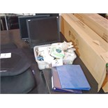 Lot 2 - 3 MONITORS & OFFICES SUPPLIES