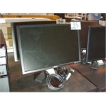 "Lot 41 - DELL 22"" MONITOR - BLACK V BASE"