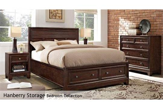1 X Boxed Universal Broadmoore Furniture King Size Storage Bed In
