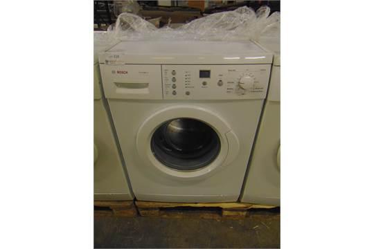 bosch classixx 6 1400 express washing machine fully refurbished rh i bidder com Bosch Cookers Bosch Appliances Website