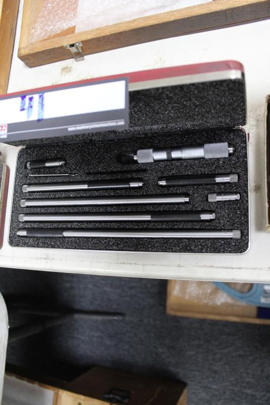 Lot 41 - Starrett Inside Micrometer