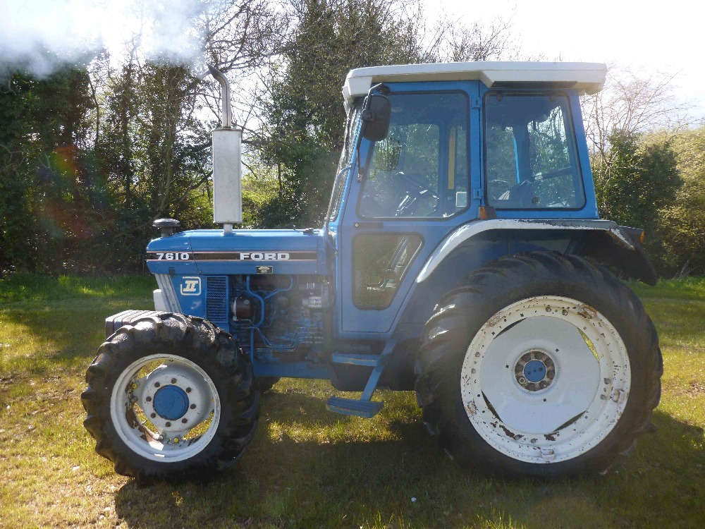 Ford 7600 Problems : Tw ford tractor bing images