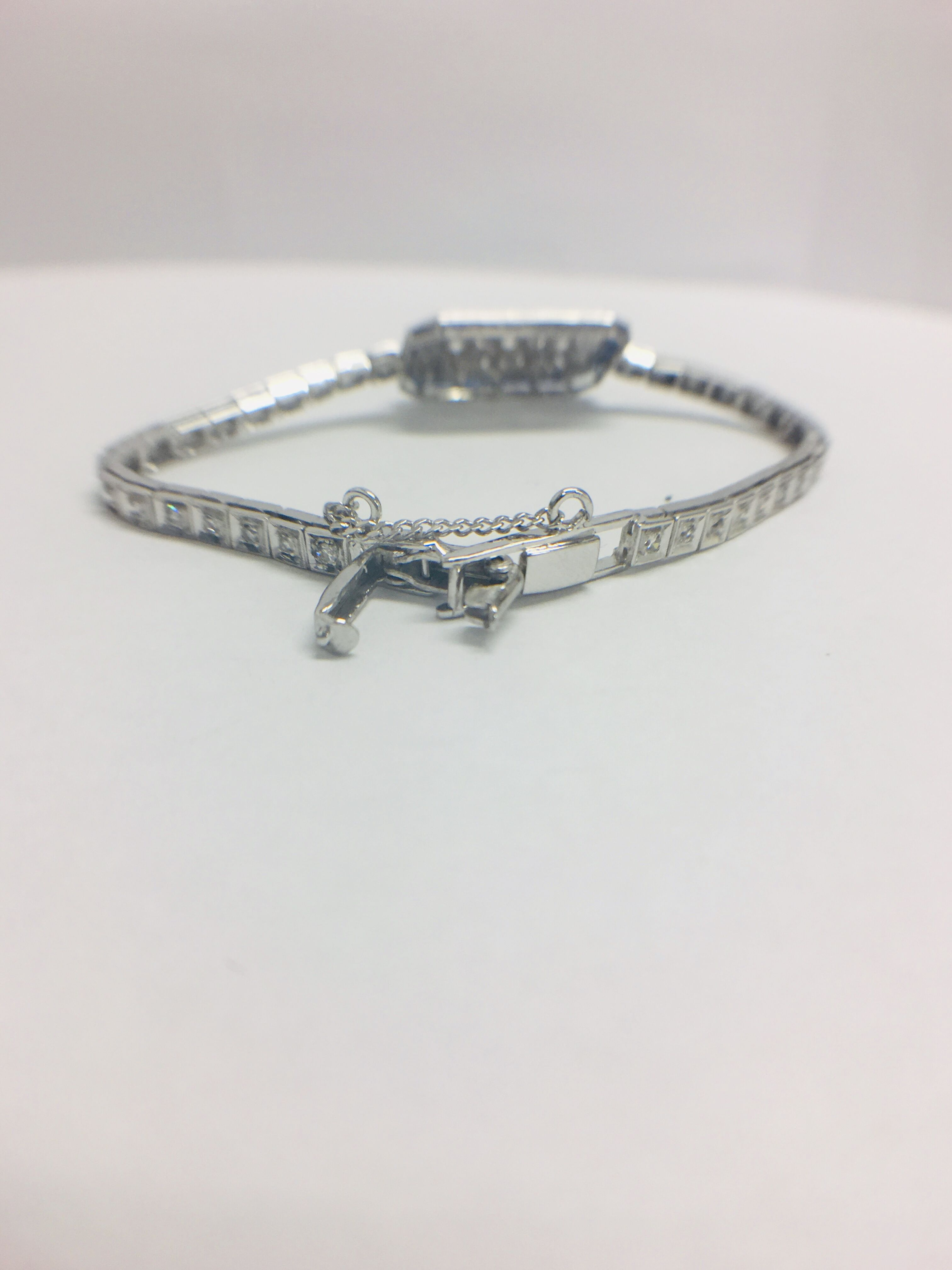 Platinum Cocktail Bracelet - Image 9 of 12