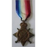 1914-15 Star named to 22037 Private T. Young, Royal Army Medical Corps. Good very fine