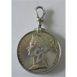 Baltic Medal, with replacement loop suspender (see images), unnamed as issued. Generally very fine