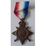1914 Star named to 78838 Driver F. Martin, Royal Horse Artillery. Good very fine
