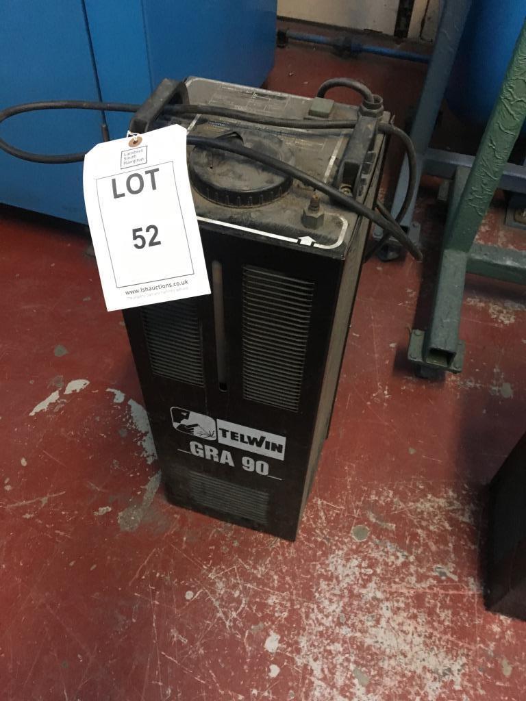 Lot 52 - Telwin GRA 90 water cooler