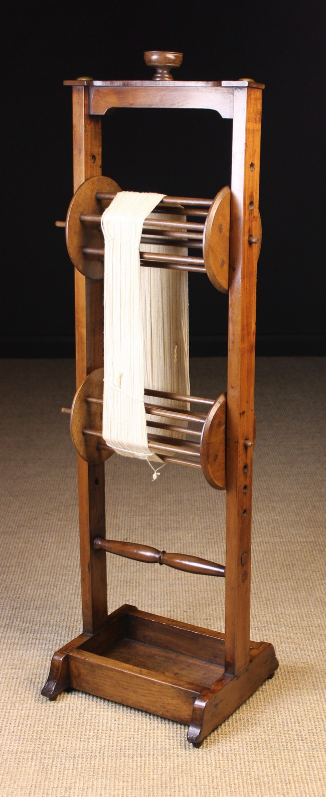 Lot 84 - A 19th Century Wool Winder.